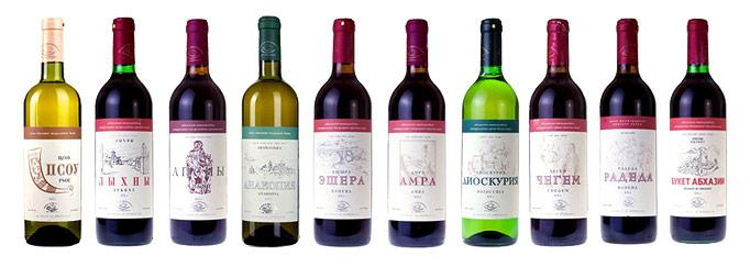 абхазские вина фото