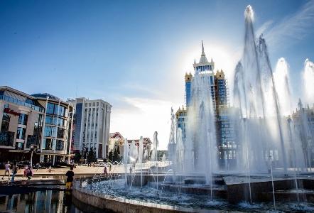 1 час на самолёте или 1 ночь на поезде – время в пути от Москвы до столицы  Мордовии – Саранска. 6b0fdce10ad
